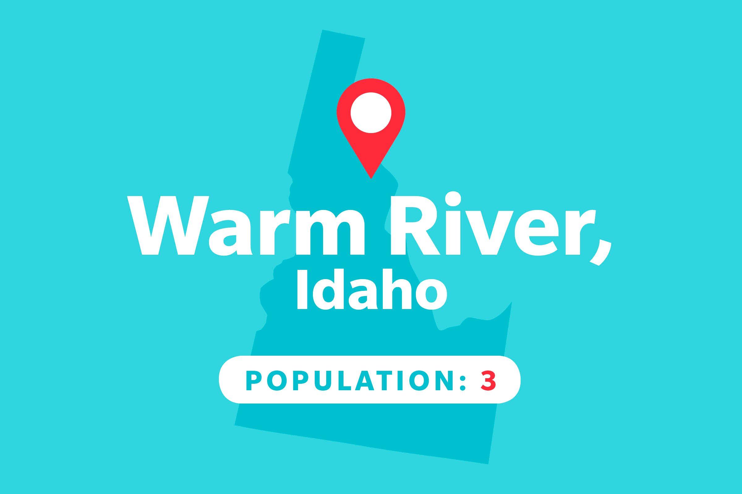 Warm River, Idaho
