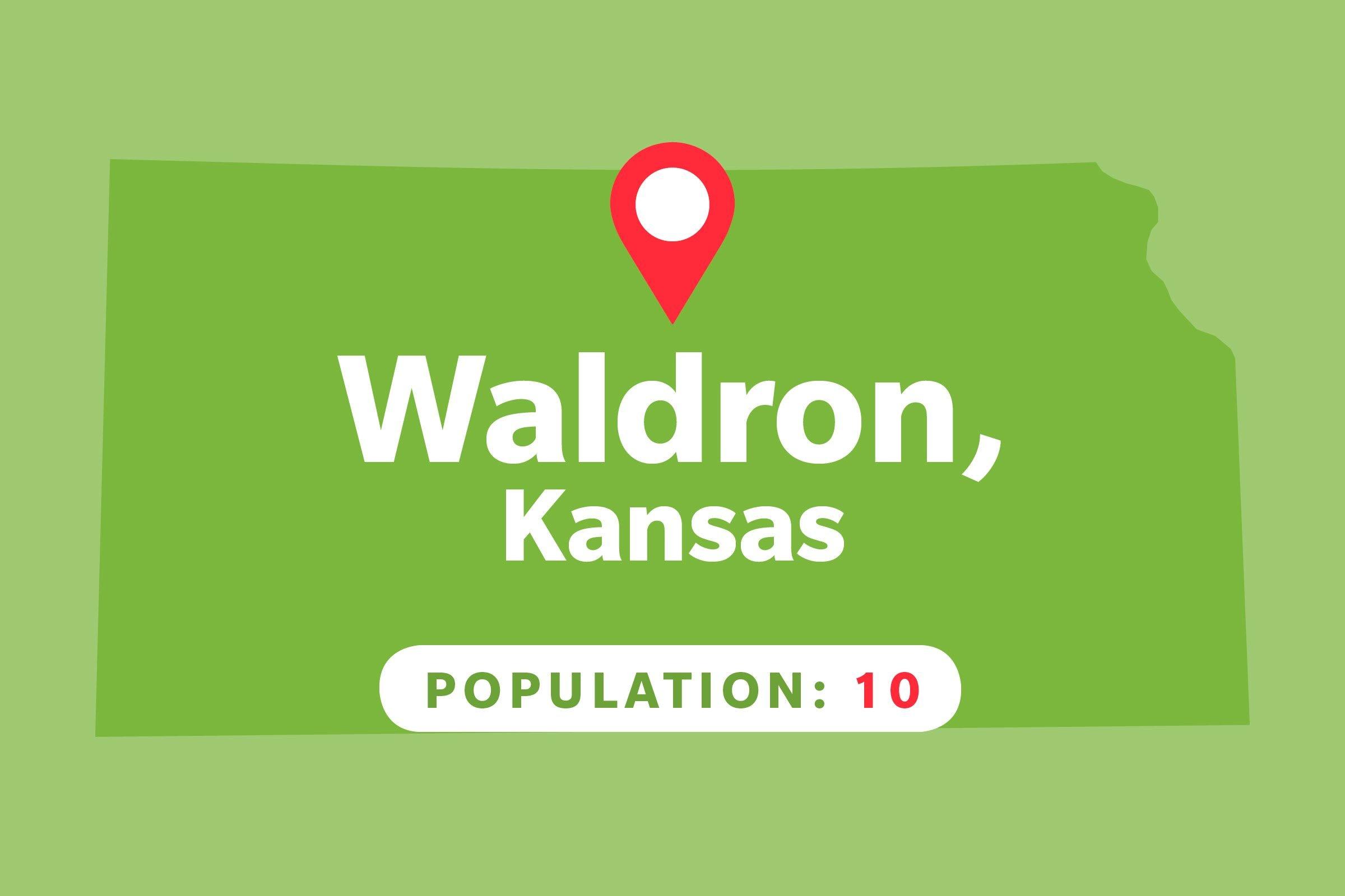 Waldron, Kansas