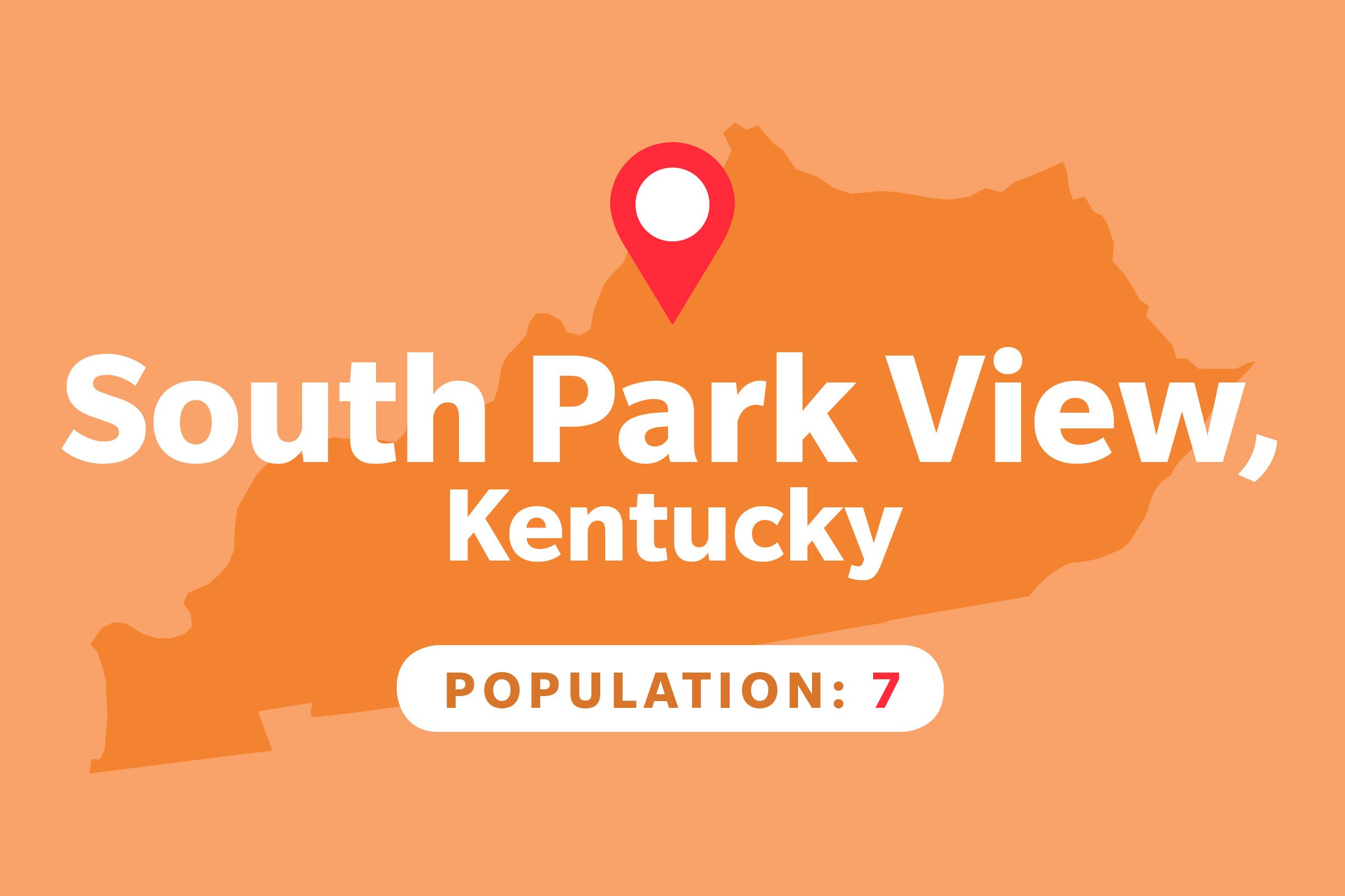South Park View, Kentucky
