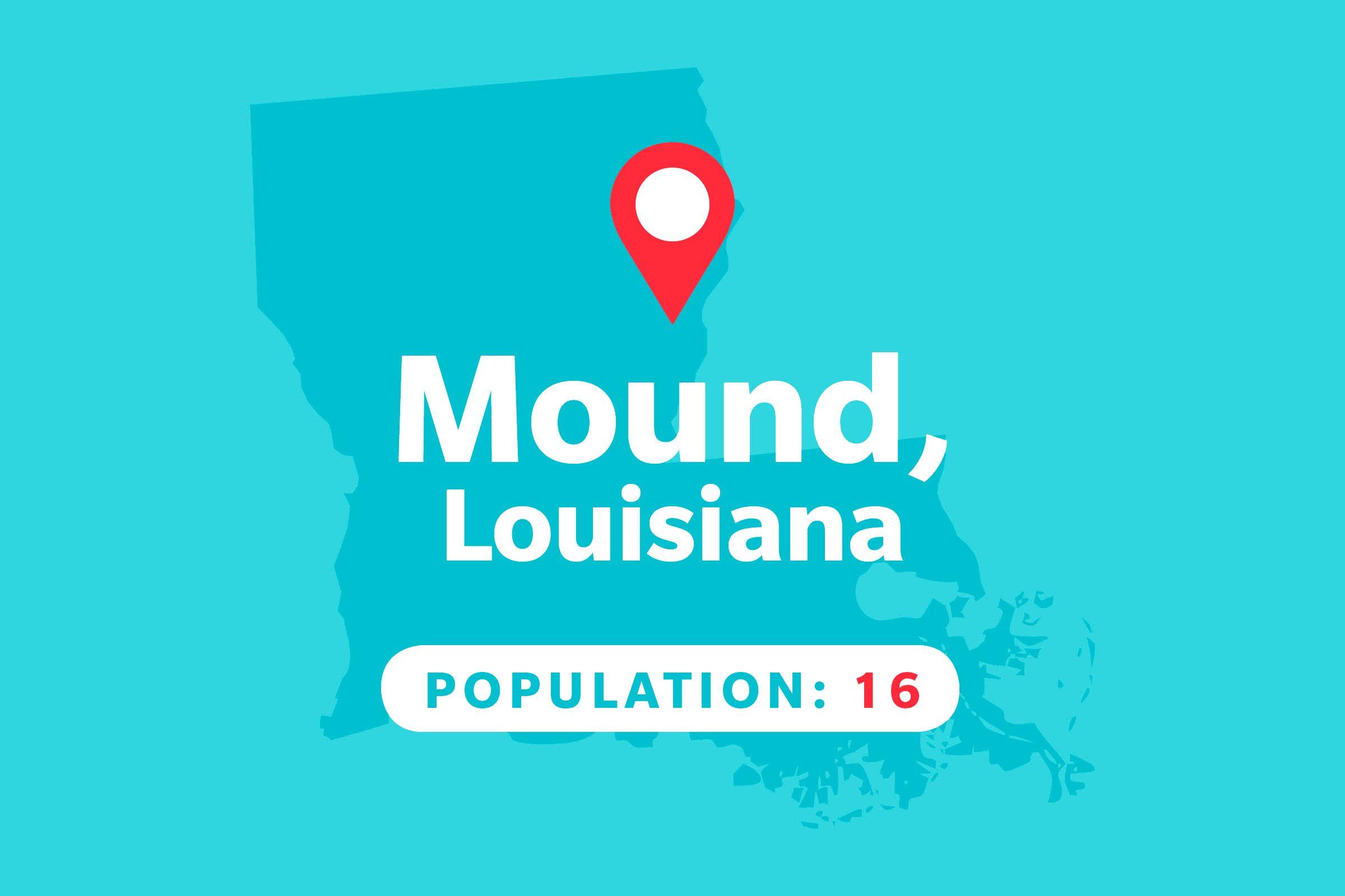 Mound, Louisiana
