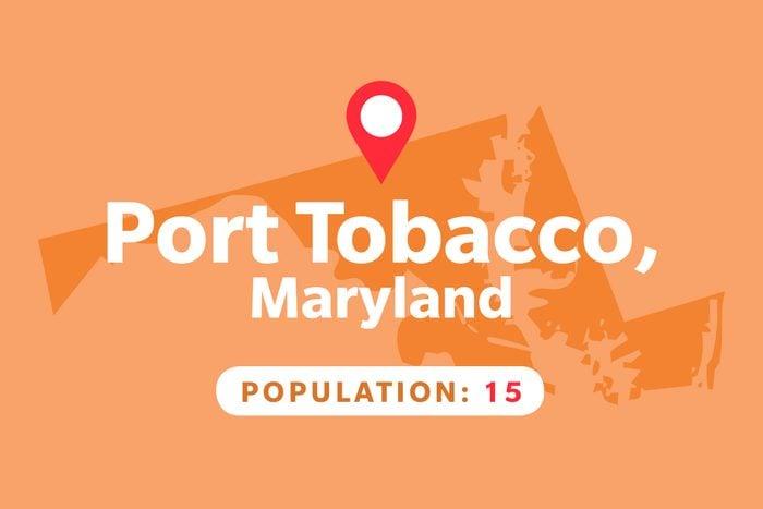 Port Tobacco, Maryland