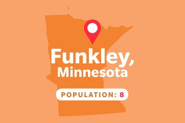 Funkley, Minnesota