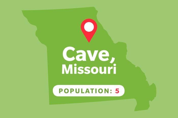 Cave, Missouri
