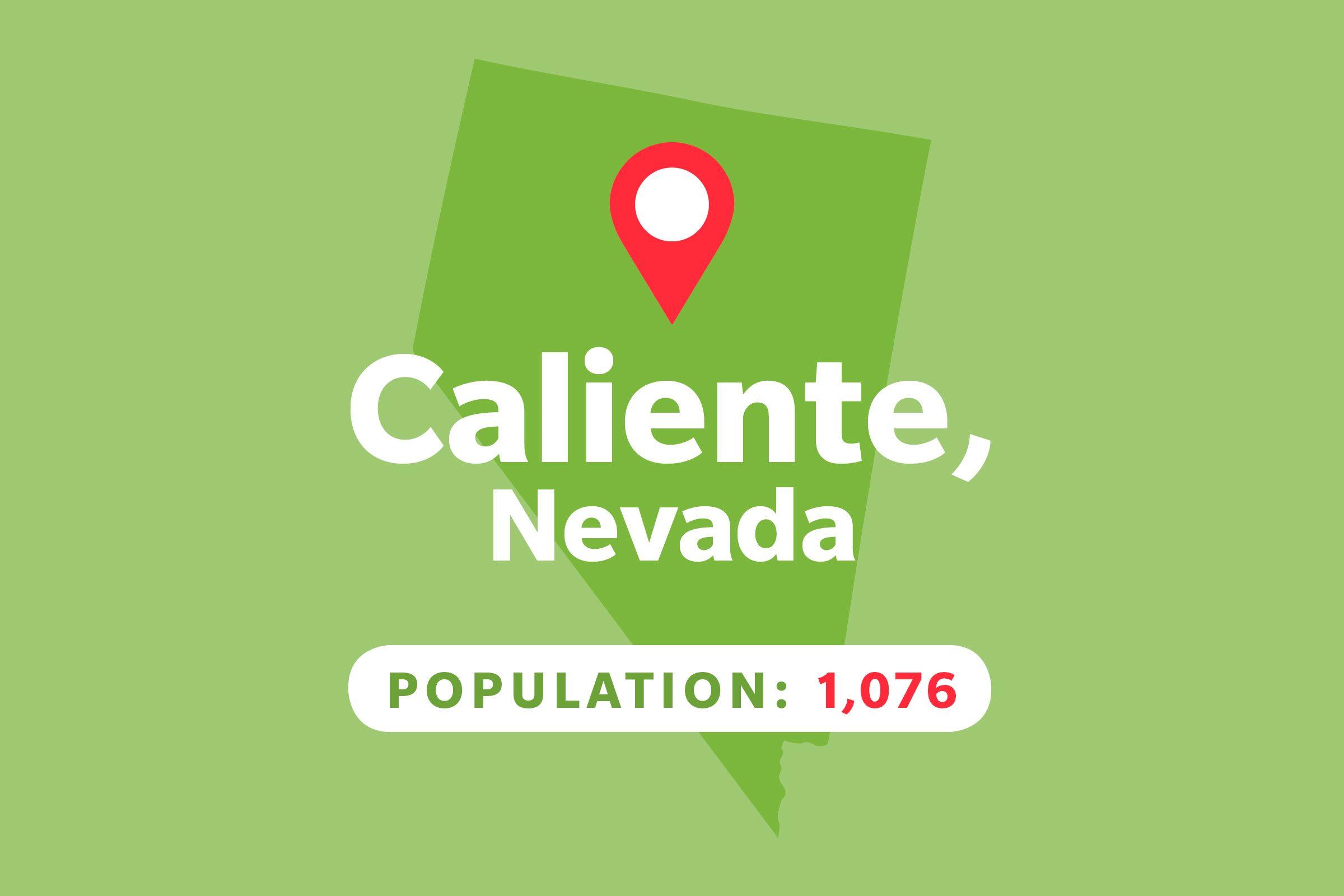 Caliente, Nevada