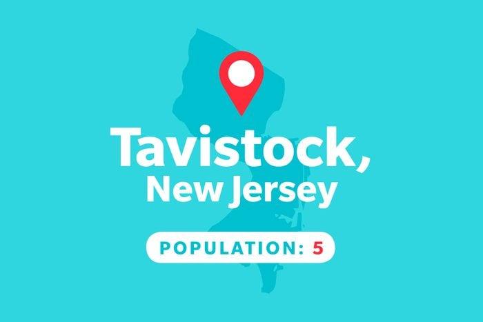 Tavistock, New Jersey
