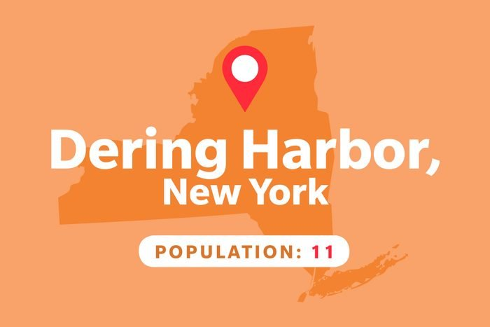 Dering Harbor, New York
