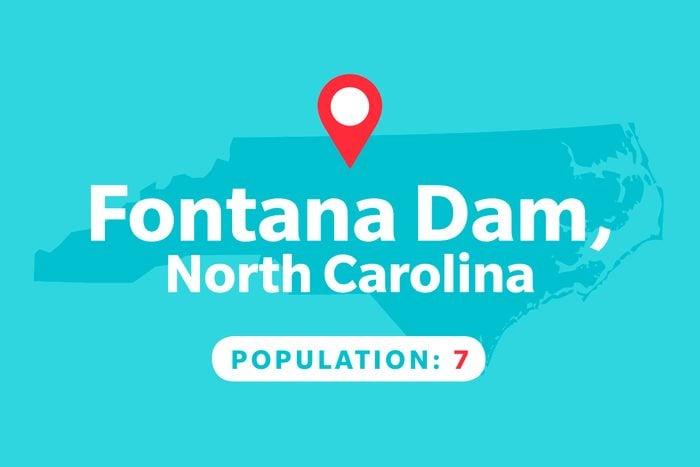 Fontana Dam, North Carolina