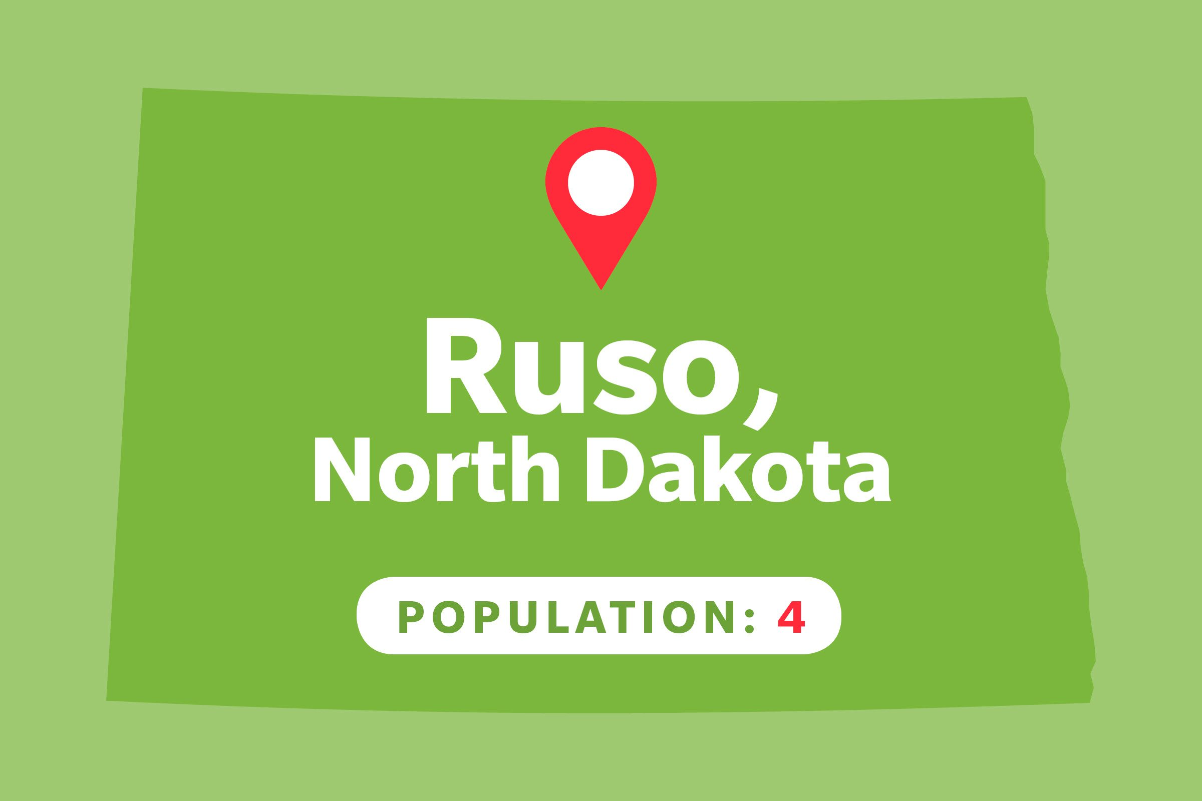 Ruso, North Dakota
