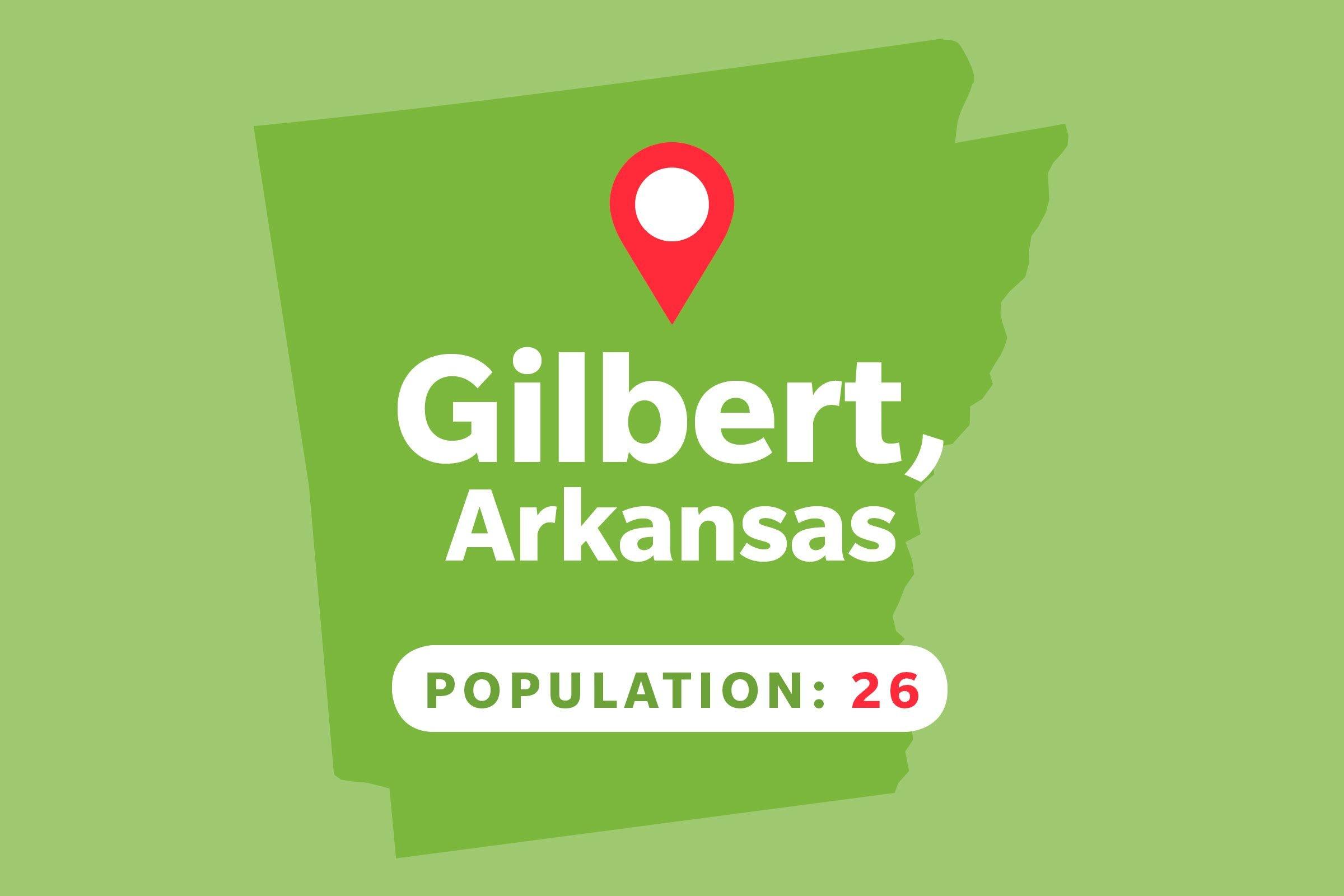 Gilbert, Arkansas