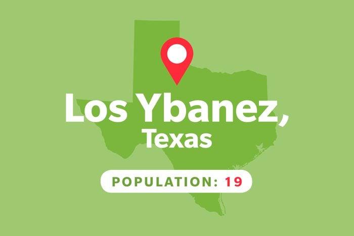 Los Ybanez, Texas