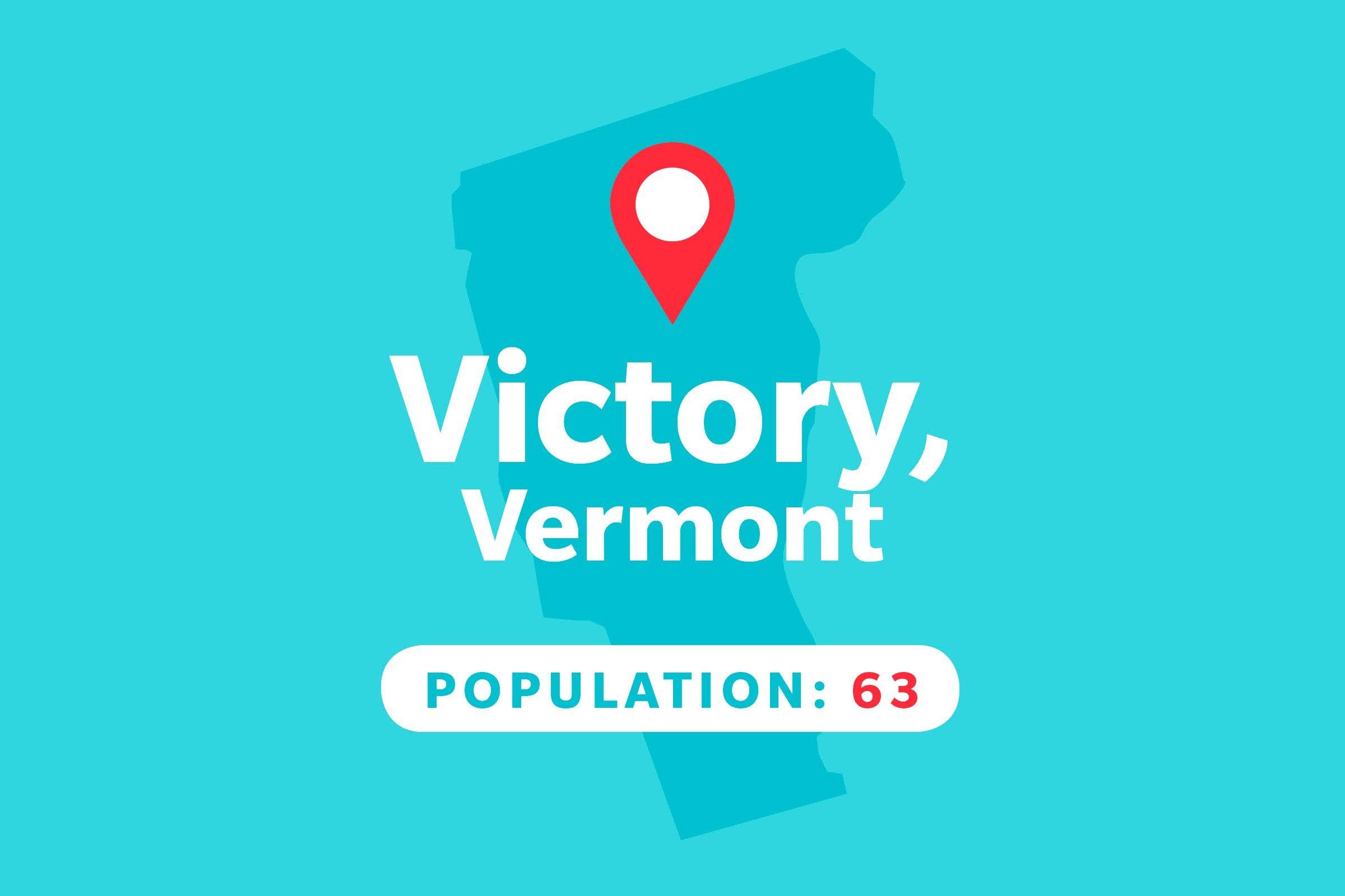 Victory, Vermont