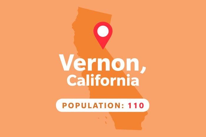 Vernon, California