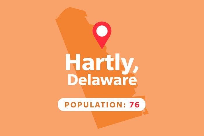 Hartly, Delaware