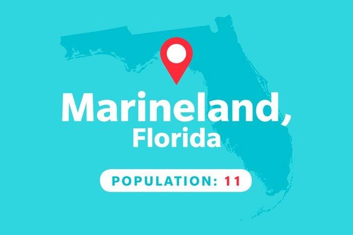 Marineland, Florida