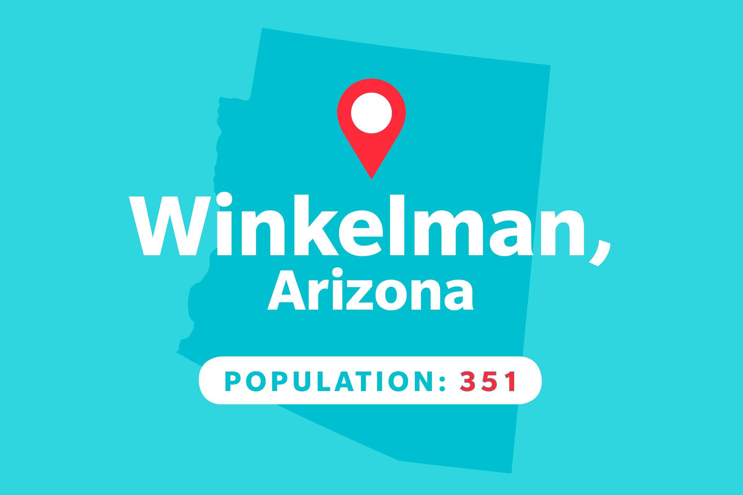 Winkelman, Arizona
