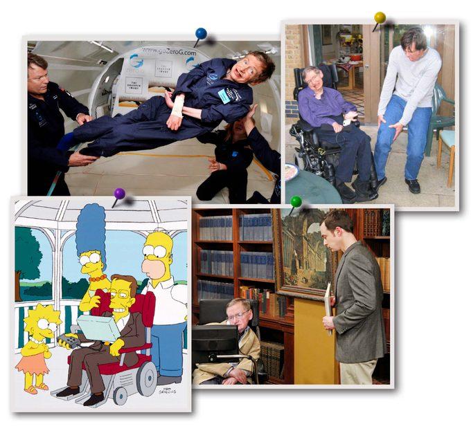 Stephen Hawking memories