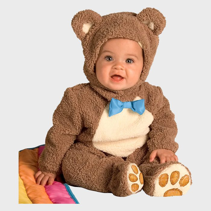Teddy Bear Baby Costume Via Amazon