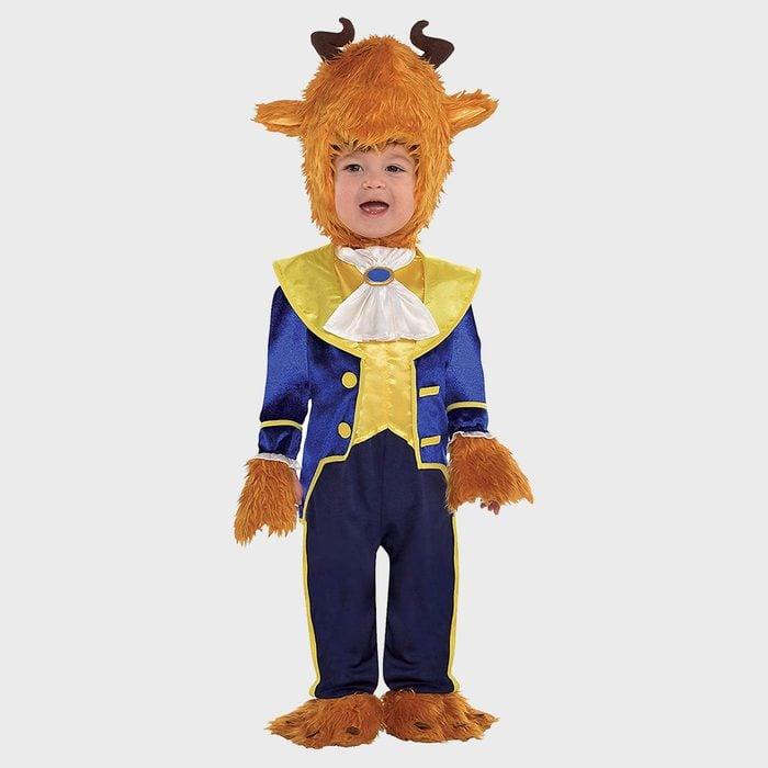 The Beast Baby Costume