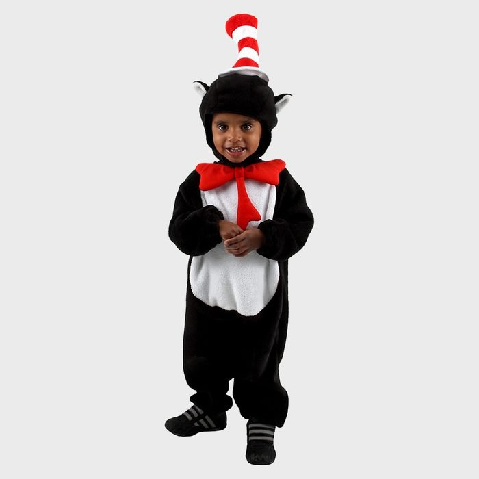 The Cat In The Hat Baby Costume