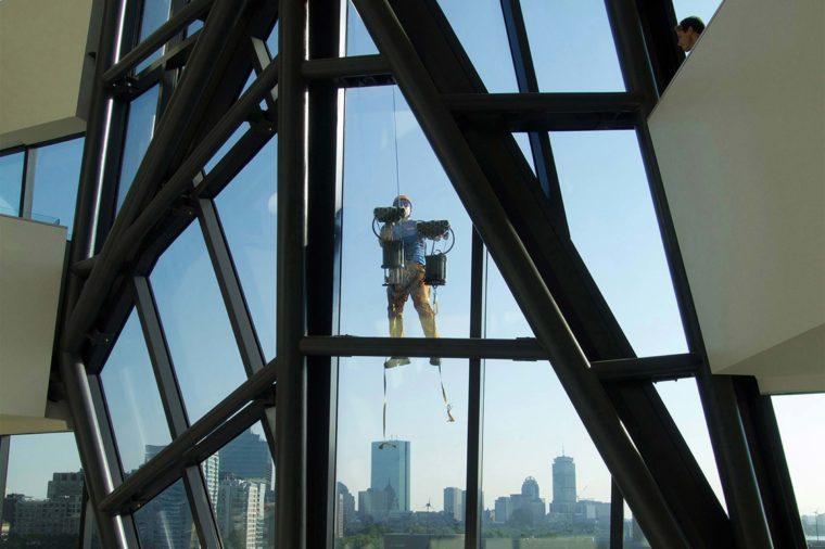 DARPA Z-Man Project climber