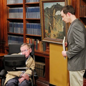 The Surprising Humorous Side of Stephen Hawking You Didn't Know About