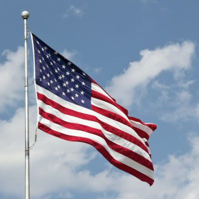 USA Flag-Brilliant color-Great Detail