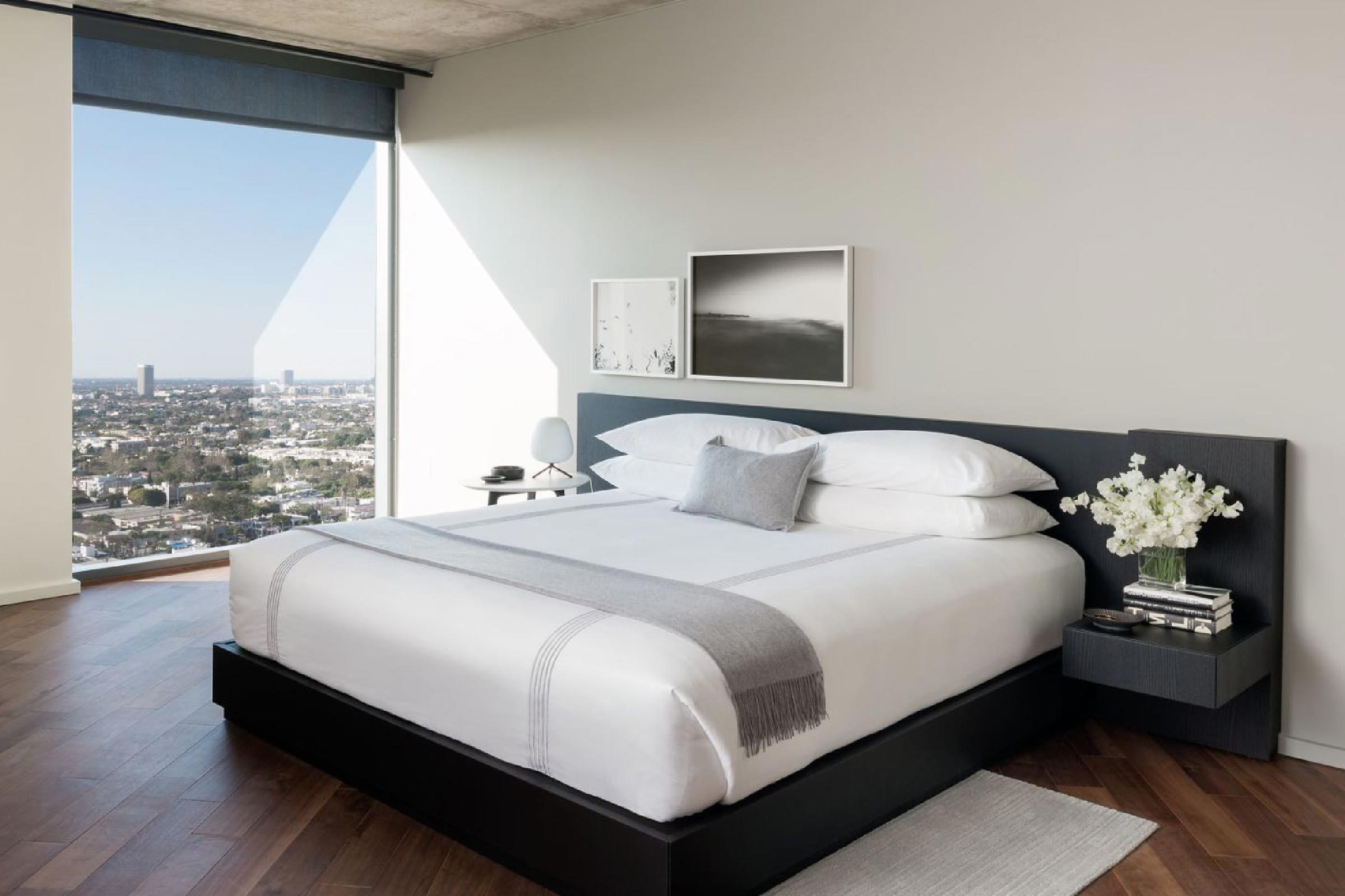 Hotels With The Most Comfortable Beds