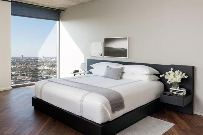 aka hotel bed