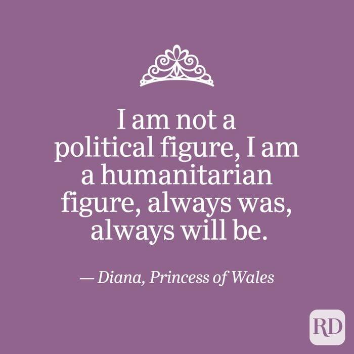 Princess Diana quote