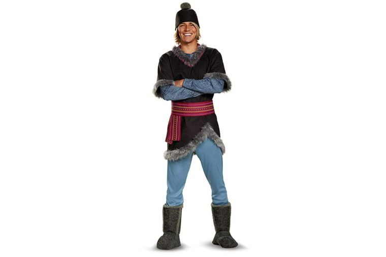 Disguise Men's Frozen Kristoff Costume