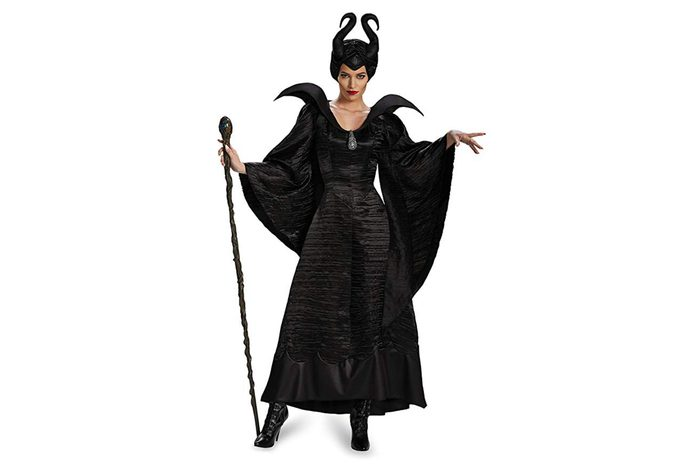 Disney Disguise Women's Maleficent Black Christening Gown Costume