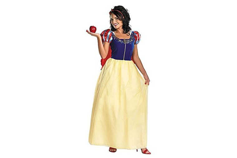 Disney Disguise Women's Snow White Deluxe Costume