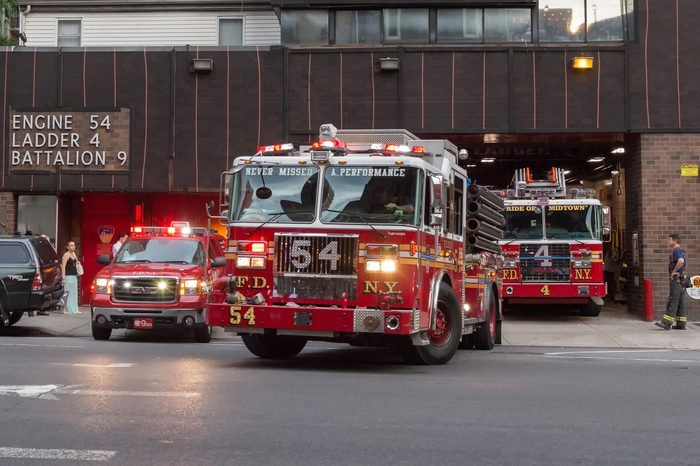 19 Things Firefighters Wish You Knew