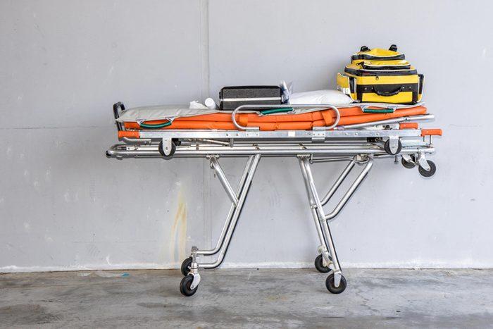 gurney stretcher