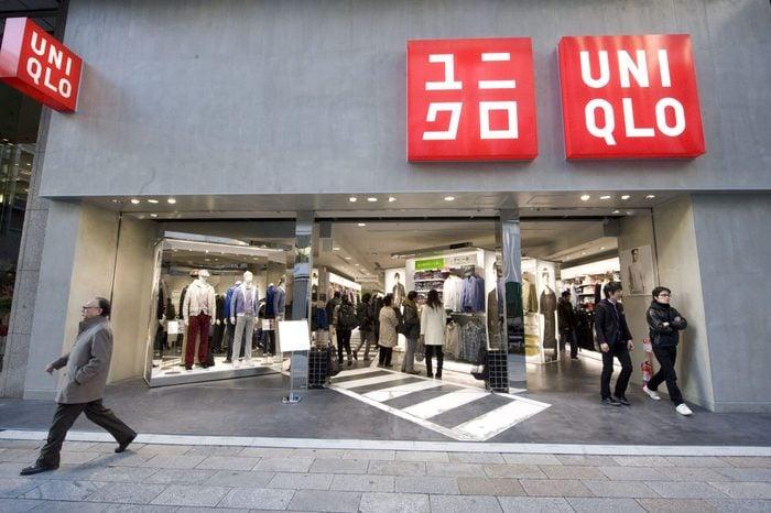 Japan Uniqlo - Jan 2010