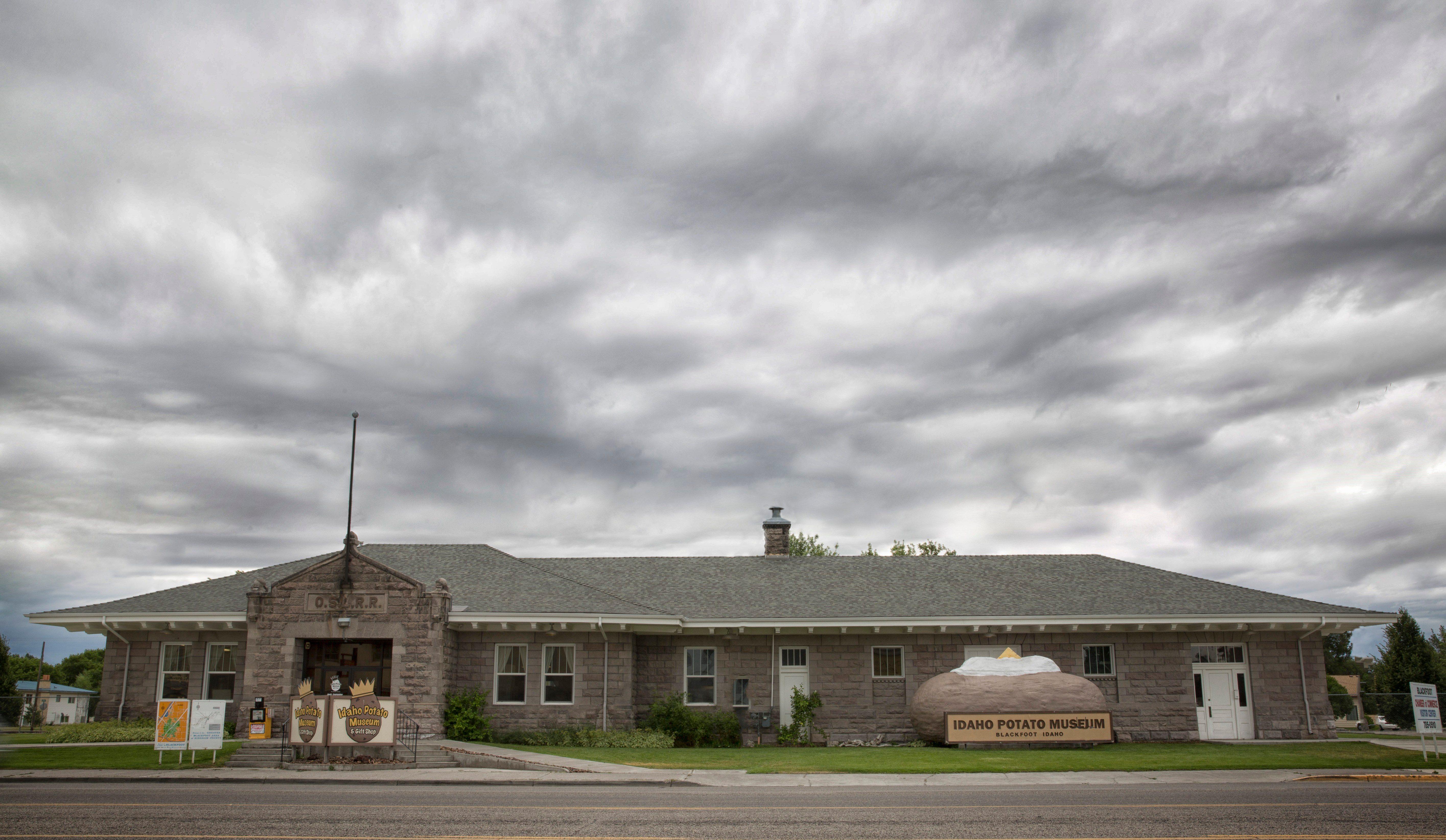 Idaho Potato Museum