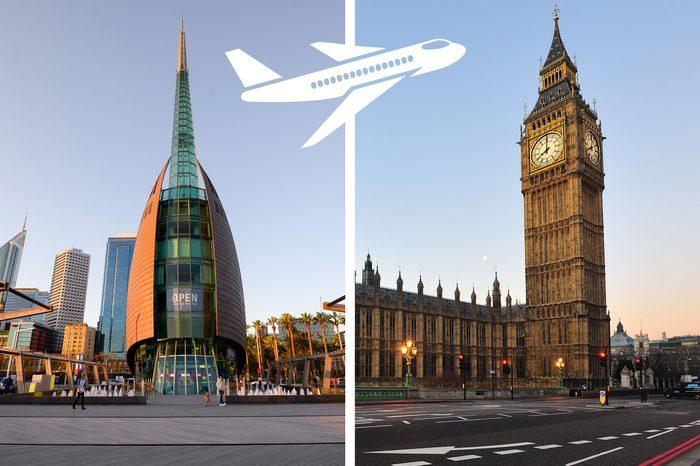 longest nonstop flights perth to london