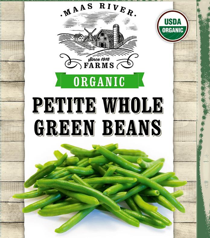 Petite Whole Green Beans