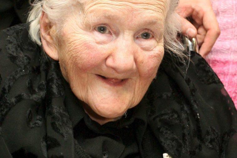 Polish Lady Irena Sendler