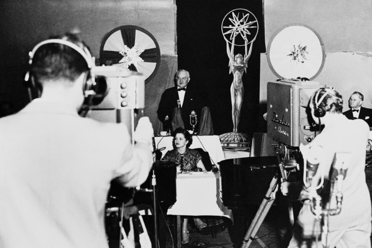 Primetime Emmy Awards - Historic Archive, Los Angeles, USA