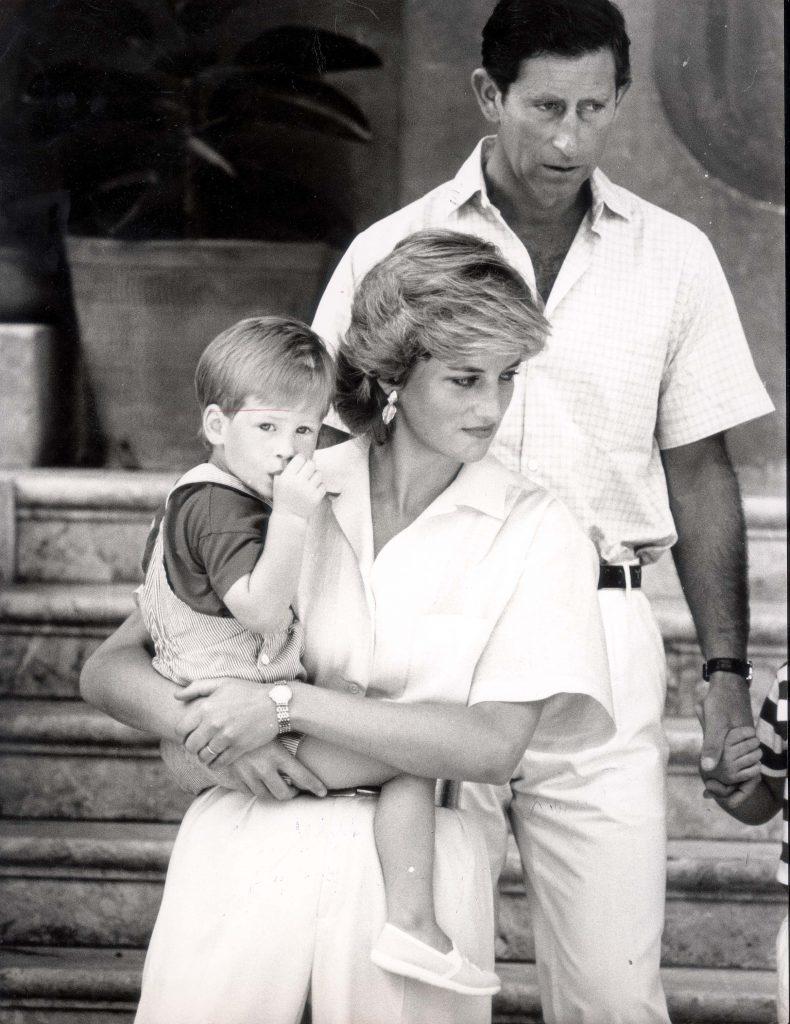 Prince And Princess Of Wales