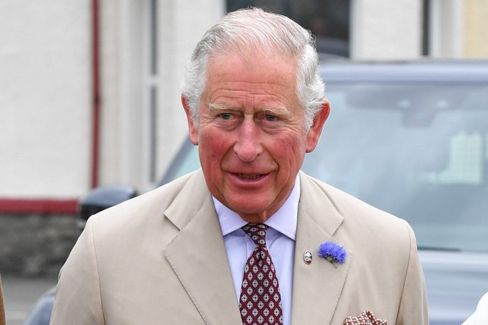 Prince Charles and Camilla Duchess of Cornwall visit Wales, UK - 04 Jul 2018