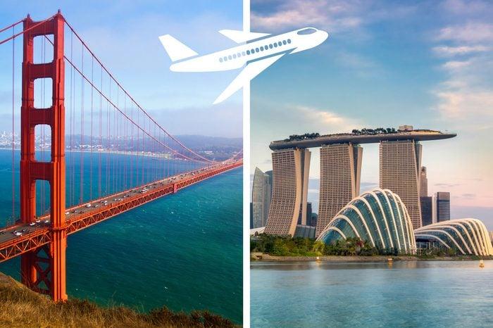 longest nonstop flights san francisco to singapore