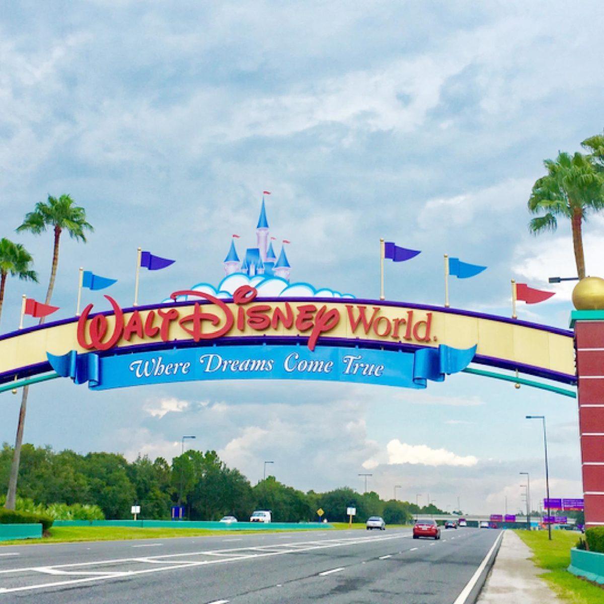 "Why ""Walt Disney World"" Has Walt's Name in It—But Disneyland Doesn't"