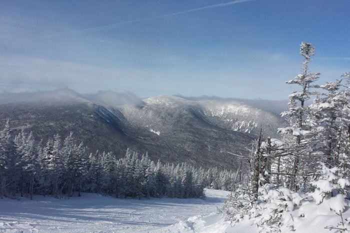 Winter WonderlandTaken from the top of Sugarloaf Mountain in the Carrabasset Valley of Maine after a blizzard.