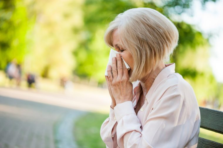 Chronic Nasal Congestion: Reasons You're Stuffy | Reader's Digest