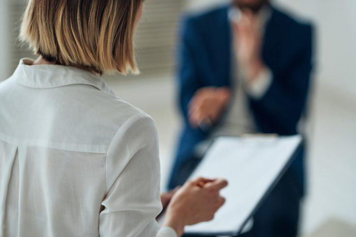 resume job interview job