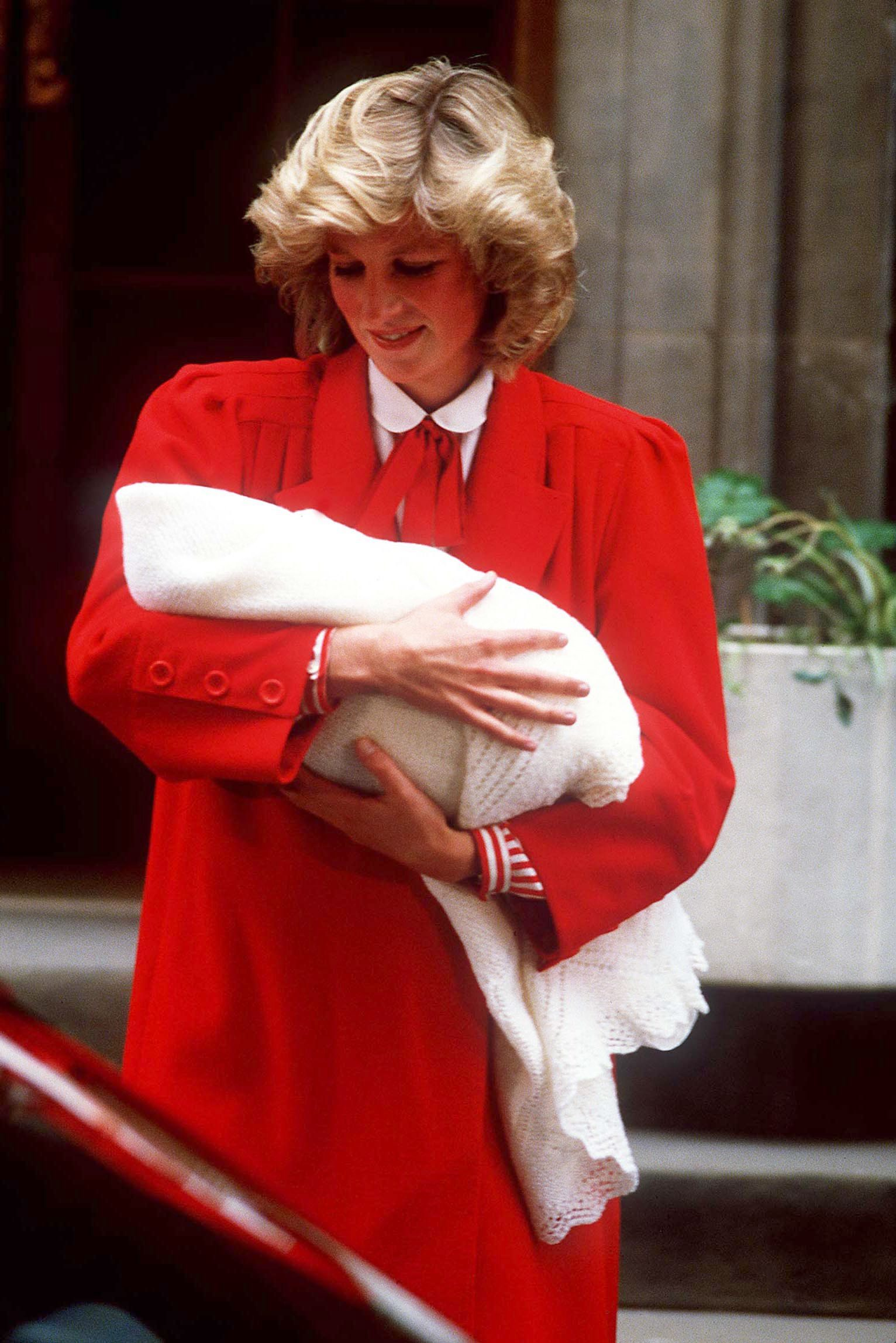 Birth of Prince Harry