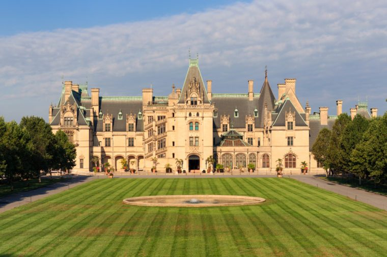 The Biltmont Estate in Asheville, North Carolina