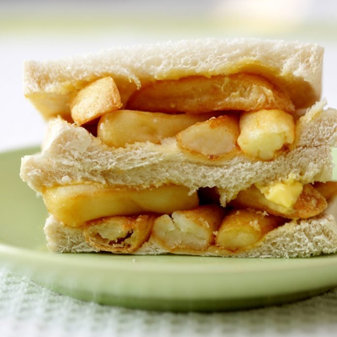 Can You Guess the Name of These British Foods?